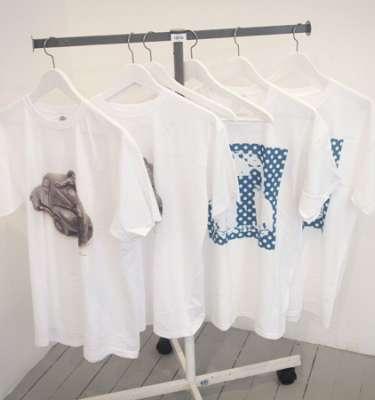 After burden, t-shirt